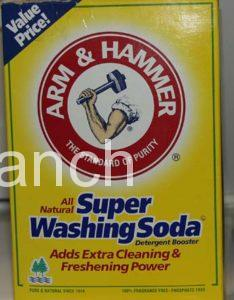 Make Your Own Washing Soda - Frugal Living on the Ranch